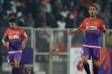 ISL 2017: Late Alfaro Brace Helps Pune Edge Past Mumbai 2-1