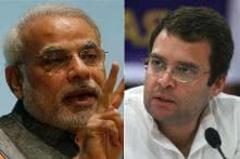 Rahul criticises Modi's claims about Gujarat development