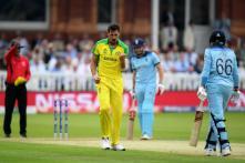 In Pics, Australia Beat England to Seal Semi-Final Spot
