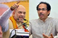 Amit Shah Tells Cadre to Prepare for Solo Battle in Maharashtra, Miffed Shiv Sena Calls BJP 'Arrogant'