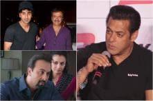 Sanju: Rajkumar Hirani Hits Back at Salman for Making Remark Against Ranbir's Portrayal of Dutt