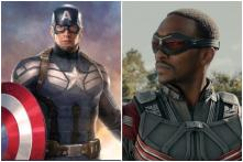 Anthony 'Falcon' Mackie's Reaction When Chris Evans Told Him He's the New Captain America