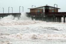 Hurricane Isaac lashes New Orleans on Katrina anniv