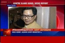 Blame game between Centre, Gogoi over brutal security crackdown at Assam-Nagaland border