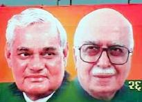 Atal-Advani duo: first among equals?