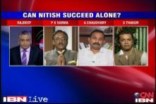 Can Nitish Kumar succeed in Bihar on his own?