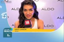 Let's Talk Health: Kriti Sanon