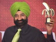 Going bananas: Golden Kela Awards held in Capital