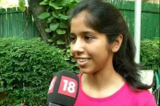 File photo of Arvind Kejriwal's daughter Harshita
