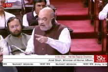 Revocation of Article 370: BJP Distributes Ladoos, Bursts Crackers in Shimla