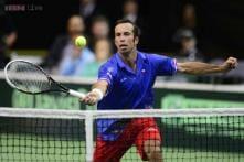 Davis Cup: Czech Republic lead Argentina 1-0