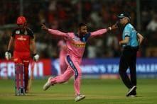 In Pics, Match 49, Royal Challengers Bangalore vs Rajasthan Royals