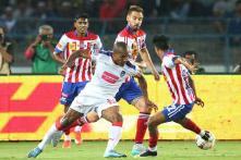 ISL 2015: Atletico de Kolkata v Delhi Dynamos FC, Match 24