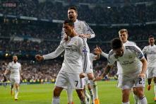 In pics: Champions League quarter-finals