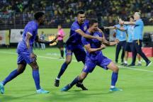 ISL 2019-20: Amine Chermiti, Amrinder Singh Heroics Give Mumbai City FC Win Over Kerala Blasters