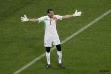 Buffon's back injury worse than expected