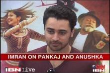 It's good to work with Anushka, says Imran