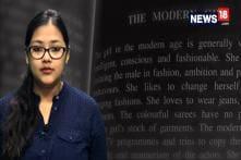 Honest Reactions:  Definition of a 'Modern Girl'