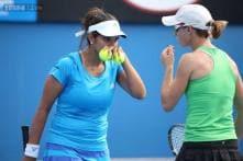 Sania Mirza -Cara Black pair loses in second round of Cincinnati Open