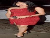 Photos: Shah Rukh, Huma Qureshi and others at Yasmin Morani's birthday bash