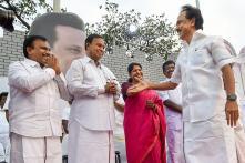 Thanksgiving Meet for DMK Allies on 'Kalaignar' Karunanidhi's 96th Birth Anniversary