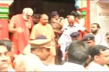 With Accused in Tow, CM Yogi Offers Prayers at Ram Lalla Shrine in Ayodhya