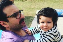 Saif Ali Khan Wants to Make Money by Getting Taimur Featured in Nappy Ads