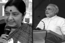 Sushma Swaraj downplays Narendra Modi's charm