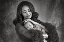 Surveen Chawla Shares First Pic of Baby Girl Eva, Leaves Fans Spellbound