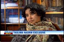Ideas 2014: Freedom of expression is like rape in India, says Taslima Nasrin