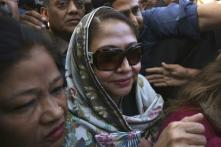 Pakistan Court Extends Remand of Zardari's Sister for 14 Days in Fake Accounts Case