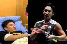 Badminton World No.1 Kento Momota Faces 2 Months Out After Fatal Car Crash