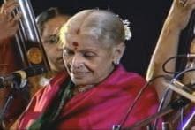 Watch: The Unseen Side Of MS Subbulakshmi
