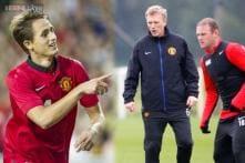 Moyes compares rising star Januzaj to Rooney