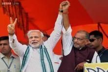 Five-term BJP MP Radha Mohan Singh finally gets his reward