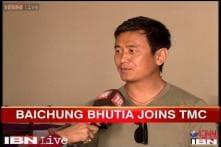 Baichung Bhutia, Moon Moon Sen bring star power to Mamata's TMC