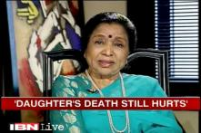 My daughter's death has defeated me: Asha Bhosle