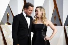 Twitterati mock Kate Winslet's fashion choice at Oscars 2016