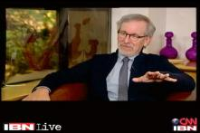 Director Steven Spielberg gets candid about movies
