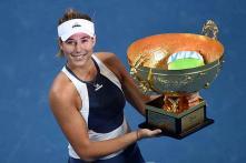 Garbine Muguruza beats Timea Bacsinszky to win women's China Open