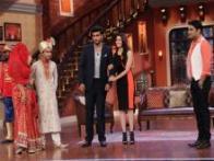 Comedy Nights with Kapil: Alia Bhatt, Arjun Kapoor match steps with IGT's Akshat Singh