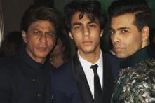 This is What Shah Rukh Khan Has to Say on Karan Johar Launching Aryan in Bollywood
