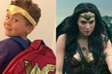 Gal Gadot Praises 5-Year-Old Boy Whose Mother Feared He Will Get Hate for Buying 'Wonder Woman' School Bag