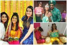 Kishwer-Suyyash Wedding: Inside Pictures of Mehendi, Haldi Celebrations