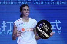 Sindhu Beats China's Sun Yu to Clinch Maiden China Open Super Series Title