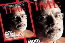 Modi tops 'No' list in Time magazine poll