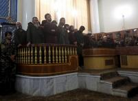 Afghan judge sentences four to death for mob killing of woman
