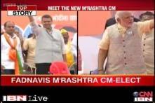 Devendra Fadvanis: From ABVP worker to Maharashtra CM