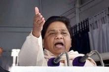 BJP Conspiring to Abolish Reservation, Claims Mayawati