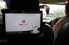Eros Now Partners With Ola's In-Car Entertainment Ola Play